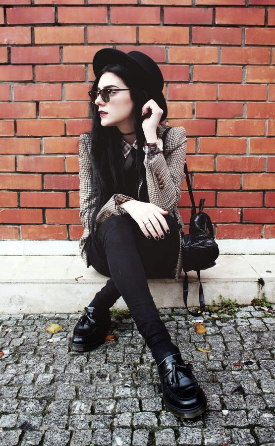 8 Cool Ways to Rock Dr Martens Boots | Dr martens