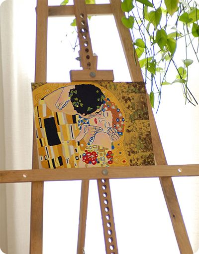 Build your own art easel for under 30 no sawing required diy build your own art easel for under 30 no sawing required solutioingenieria Gallery