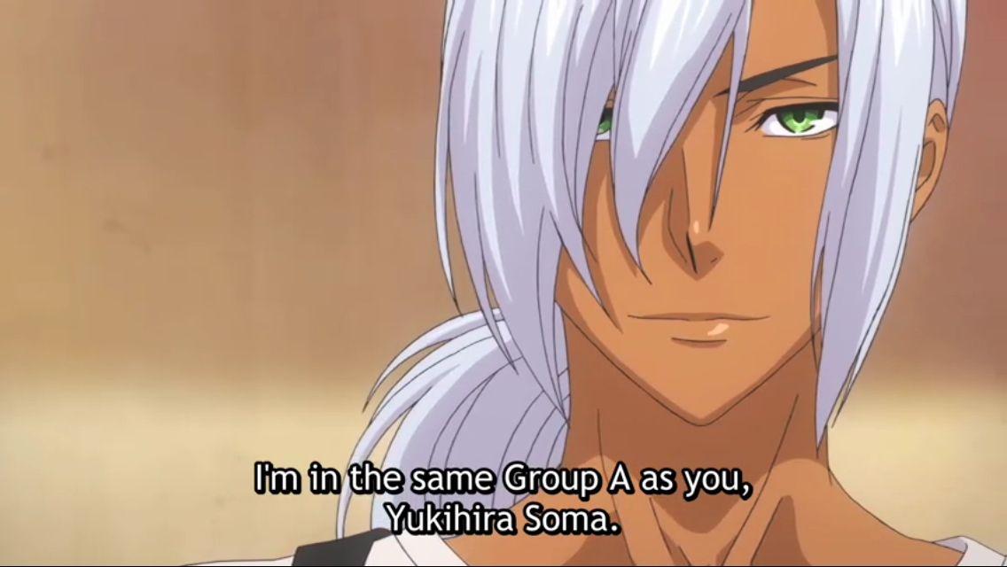 Soma meeting Akira