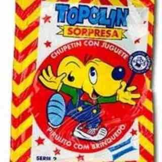 Topolin con sorpresa.