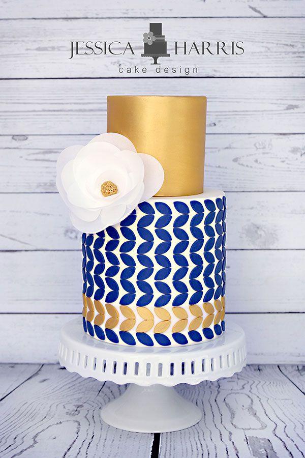 abstract_petals-tutorial   Cake ideas   Pinterest   Geburtstagstorte ...