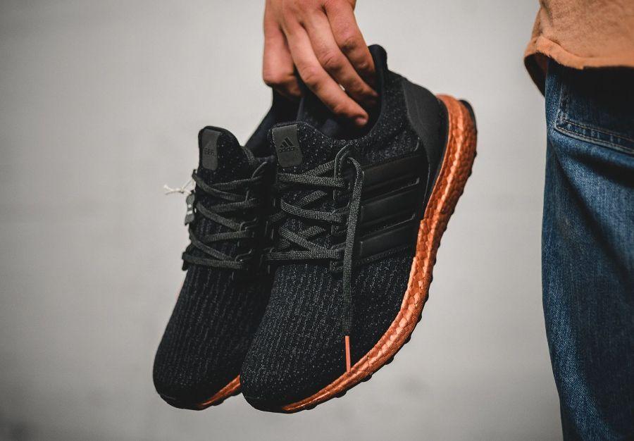 a0c4c826fa9 Adidas Ultra Boost 3.0  Black Copper