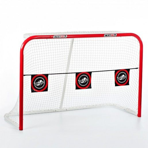 HS Extreme Goal Targets | Ice Hockey | Shooting targets, Target