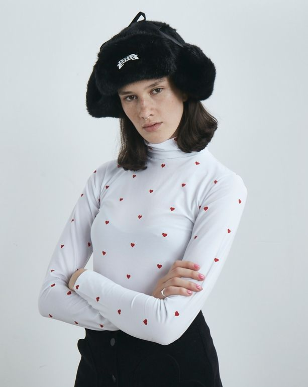23a32073 Lazy Oaf Bored Trapper Hat - Everything - Categories - Womens | Cute ...