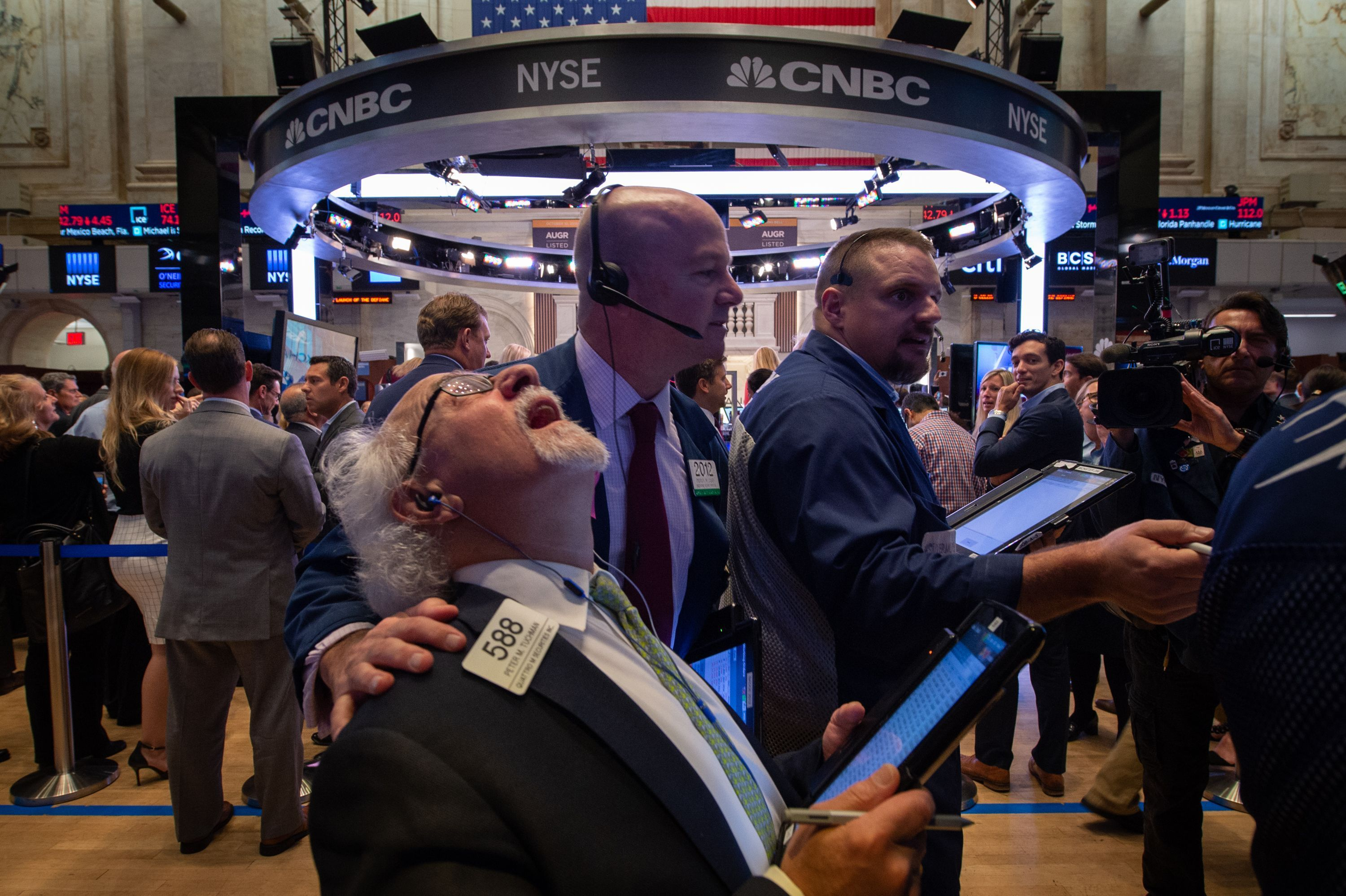The Stock Market Had Its Worst Day Since February Here S How Worried You Should Be Stock Market Worst Day Nasdaq 100