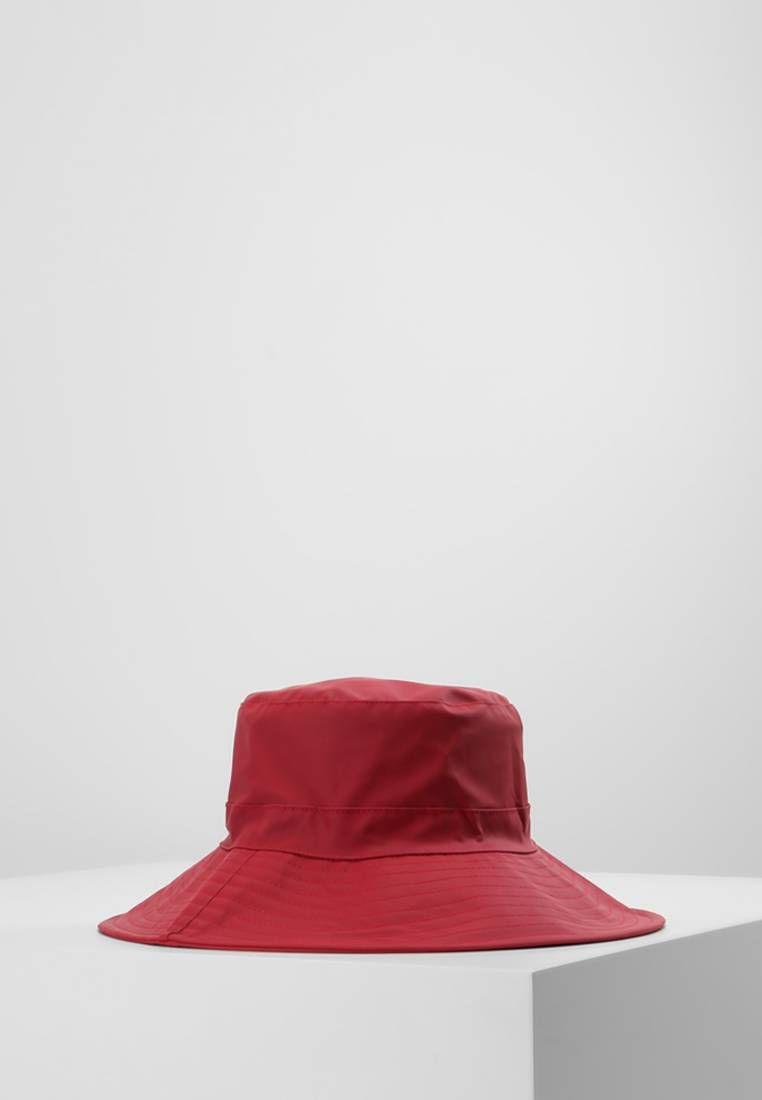 Rains. BOONIE HAT - Cappello - scarlet. Composizione 100% Poliestere ... 3f78b2202196