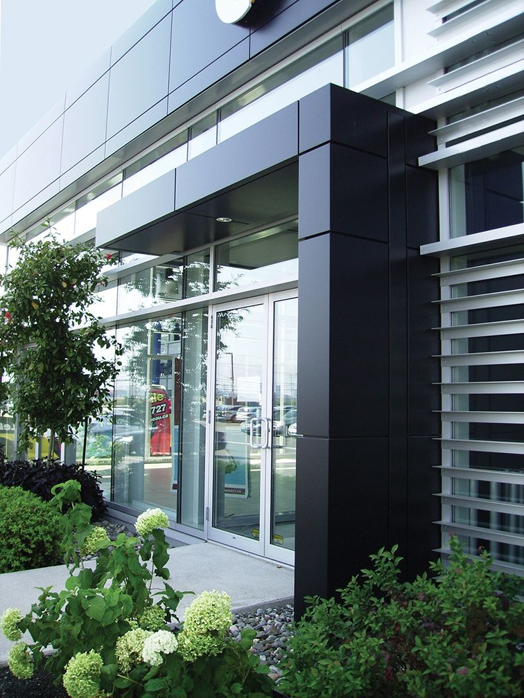 vicwest s architectural panels and insulated metal panels