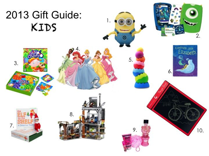 2013s top 10 christmas gifts for everyone on your list