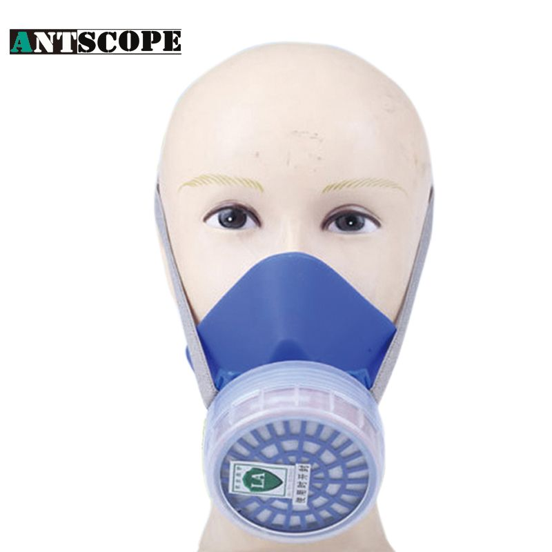 Capable Anti-dust Respirator Mask Filter Industrial Paint Spraying Protective Facepiece Back To Search Resultssecurity & Protection