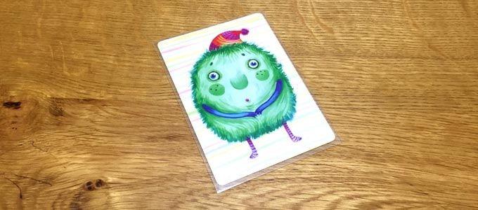 ナンジャモンジャのカード 2020 ゲームデザイン ゲーム ナンジャ