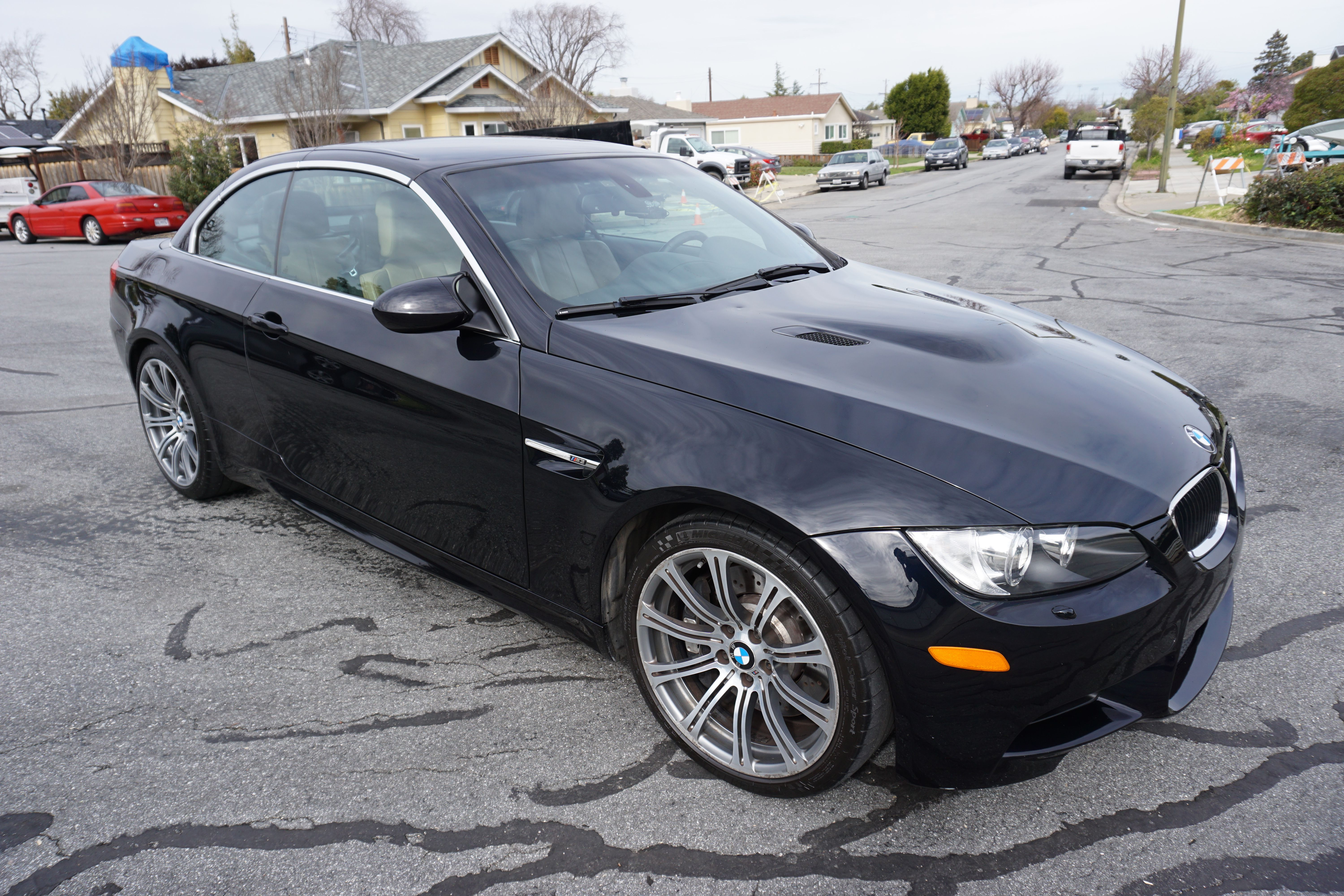 Carbon But Not Carbon Friday Bmw Ceramic Coating Wheels And Tires