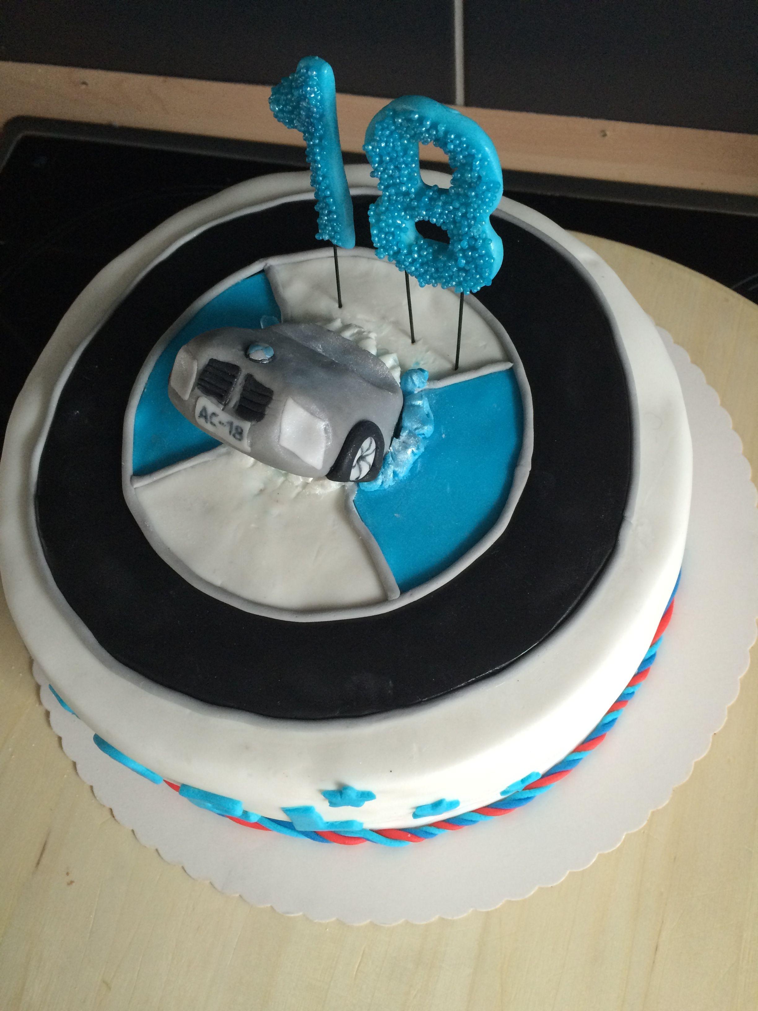 BMW Torte | Eigene Tortenkreationen | Pinterest