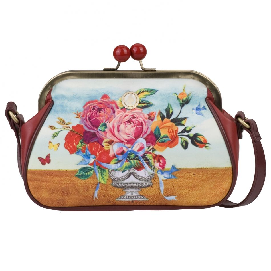 Pip Studio frame Shoulder Bag - giftset with box and wallet - available at https://www.simplydutch.com/bags-and/shoulder-bags/pip-studio/4649/gift-box-shoulder-bag-and-wallet/