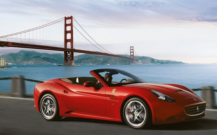 New Ferrari California 2014