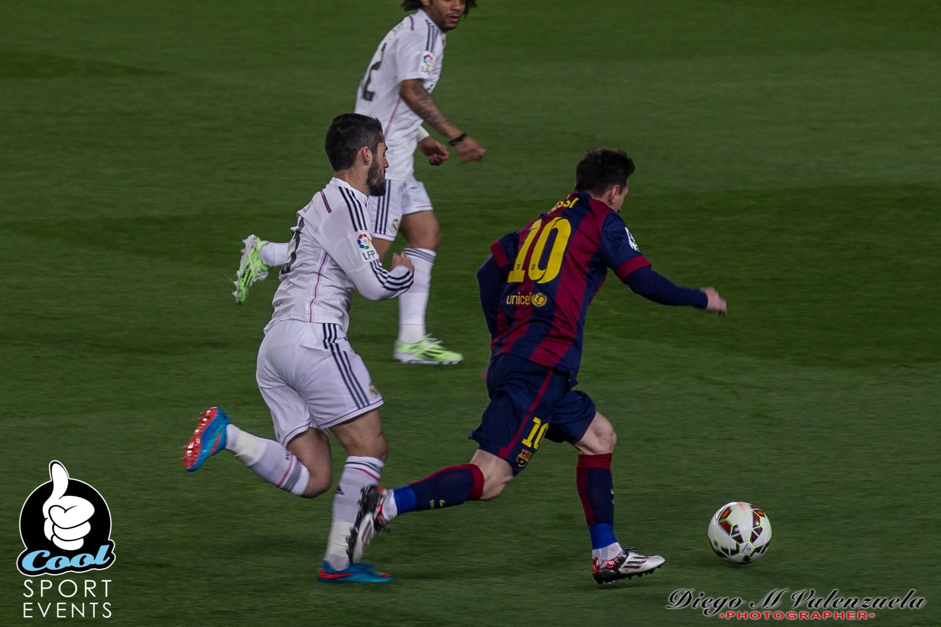 Partido Barça Real Madrid del 22 de Marzo de 2015 - Camp Nou, Barcelona.  FC Barcelona vs Real Madrid match. 22nd March 2015 - Camp nou Stadium, Barcelona