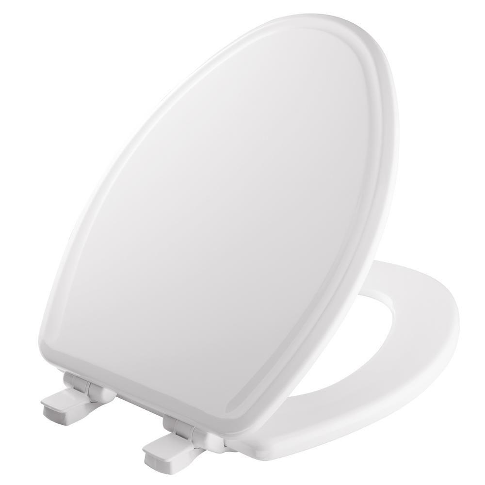 Surprising Elongated Closed Front Toilet Seat In White Products Pdpeps Interior Chair Design Pdpepsorg