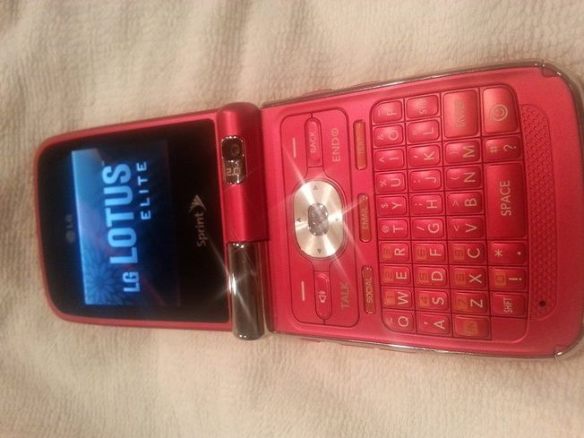 lg lotus elite lx610 sprint cell phone for sale check more at http rh pinterest com LG Lotus Elite Phone Drivers LG Lotus Elite