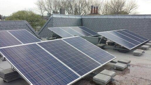 Den Haag Yingli Solar Met Vd Valk Solar En Enphase Met Afbeeldingen Den Haag Projecten