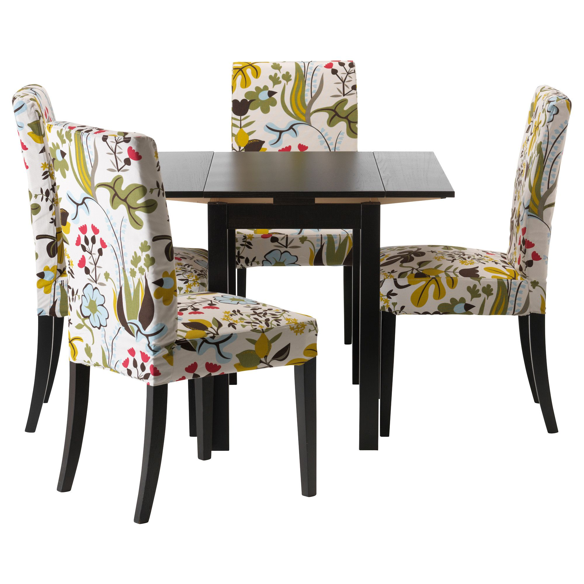 BJURSTA/HENRIKSDAL Stalas ir 4 kėdės - IKEA | Home decor | Pinterest