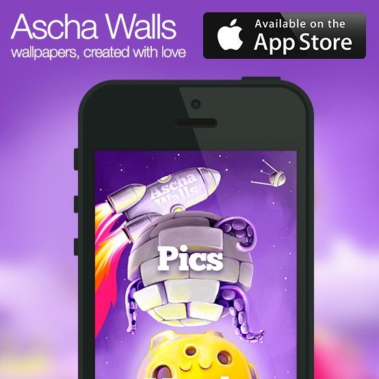 Https Itunes Apple Com Us App Ascha Walls Free Artist Wallpapers Id639381435 Mt 8 Already In App Store App Pink Shark Iphone Wallpaper