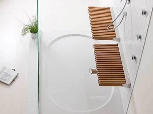 Different Designs and Styles of Folding Teak Shower Bench. | Teak ...