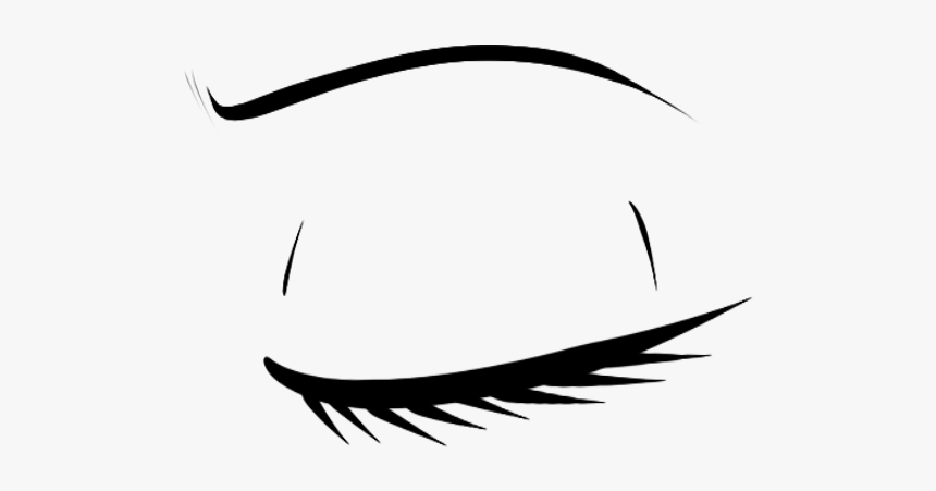 Pin By Cameron G On Animeoutline Closed Eye Drawing Eye Drawing How To Draw Anime Eyes