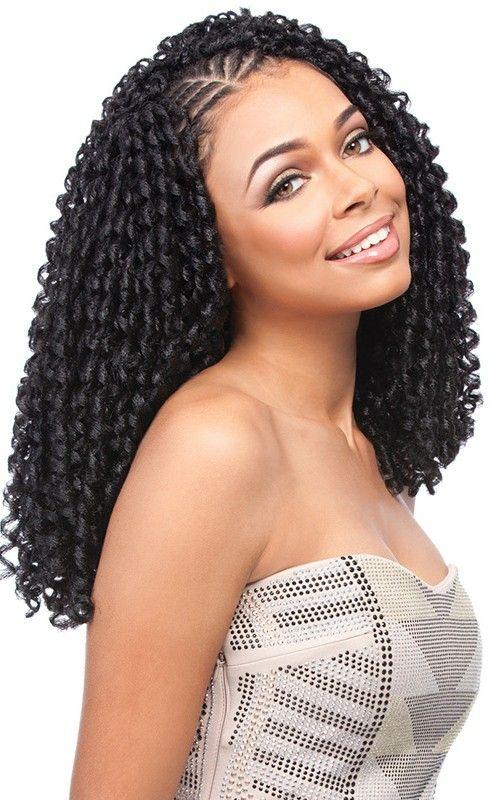 Curly Trendy Dreadlocks For Women