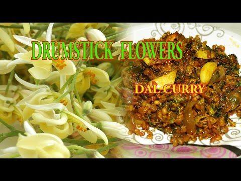 Drumstick Flower Curry Munaga Puvvu Kura Potency Recipe Infertility Medicine Youtube Healthy Food Cabbage