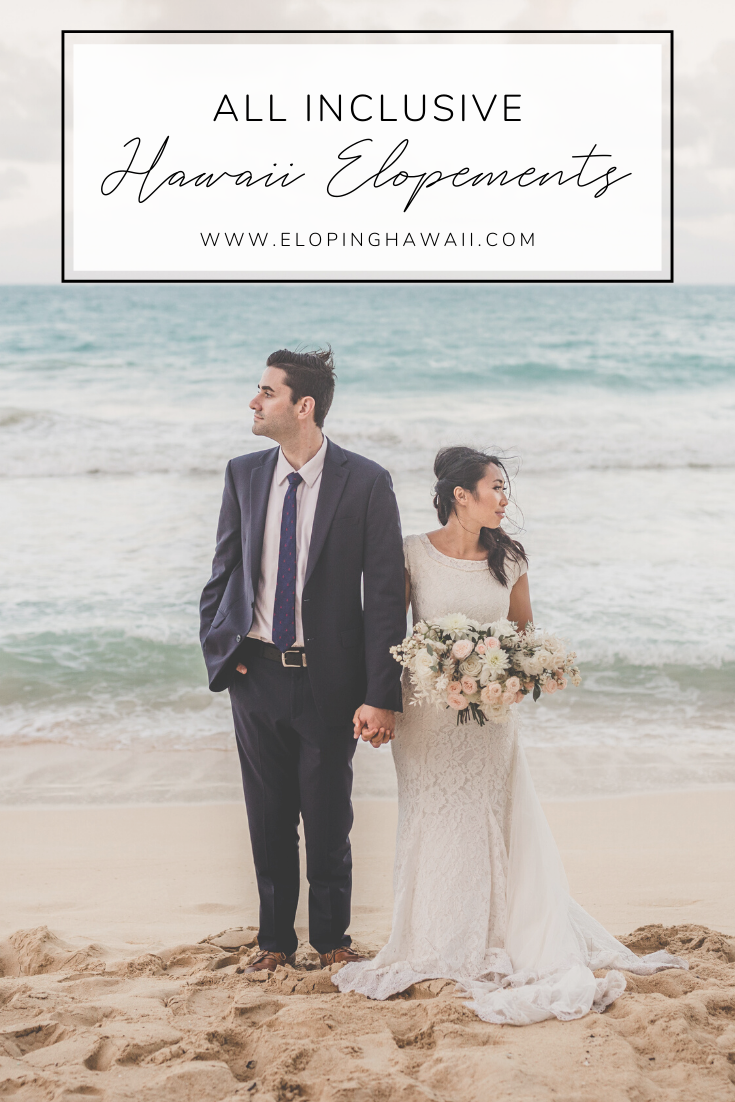 AllInclusive Elopement Packages on Oahu and Maui in 2020