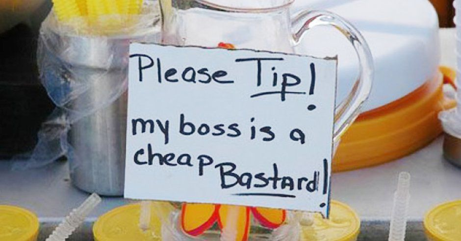 13 Tip Jars That You'll Throw Your Money At