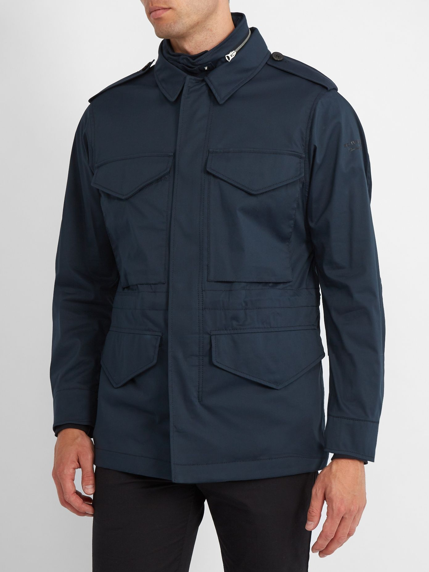 Click here to buy Burberry Oakley field jacket at