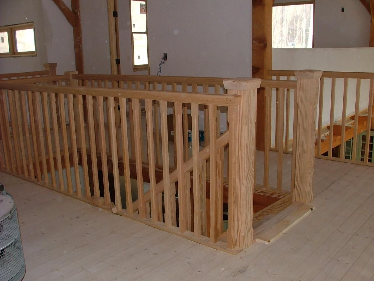 Best Railings For Indoor Stairs 3 Interior Wood Railing Systems 640 x 480