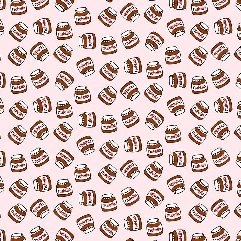 Cute tumblr nutella pattern shopping pinterest nutella cute tumblr nutella pattern voltagebd Choice Image