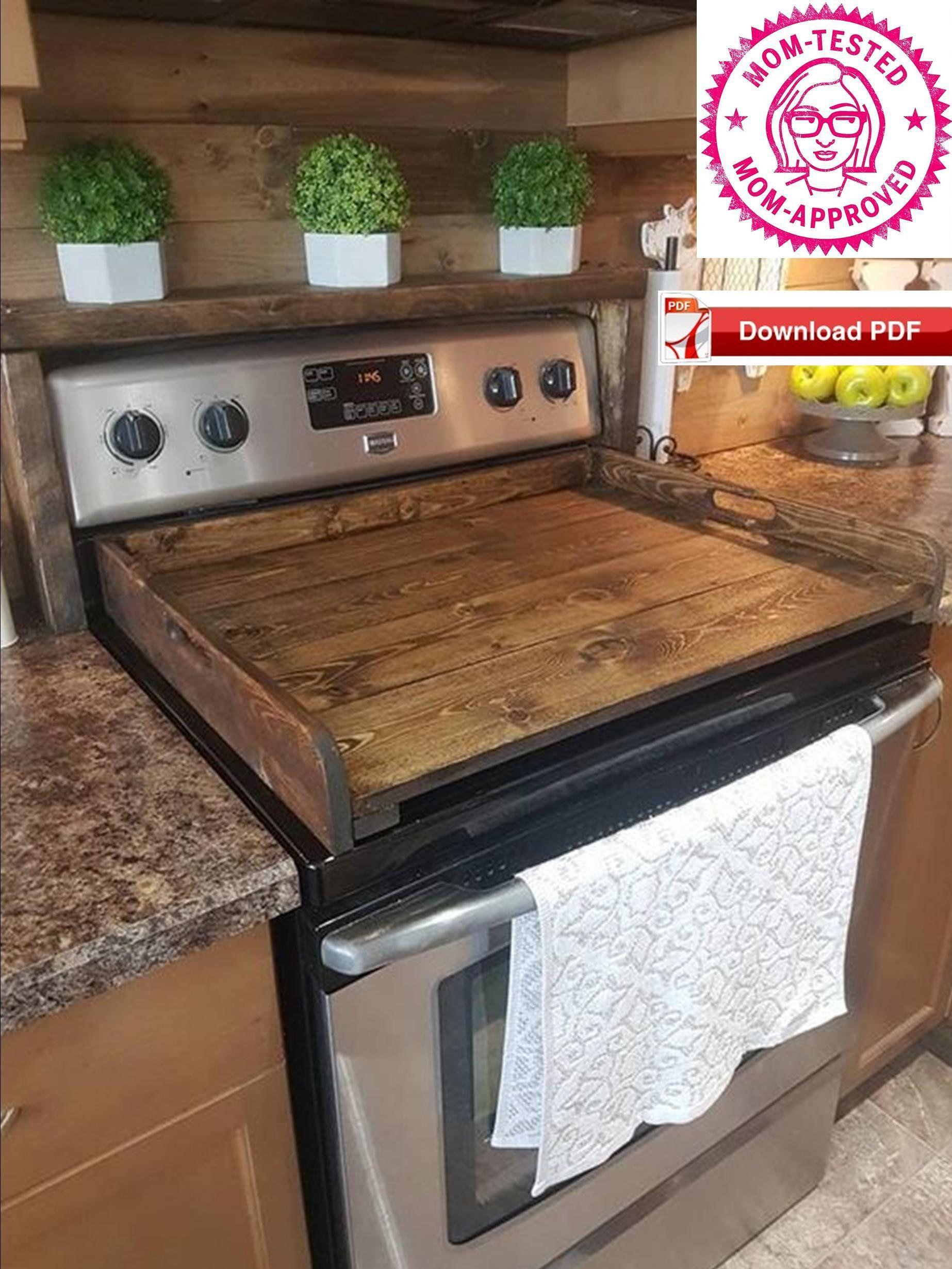 Noodle Board Plan/Kitchen Noodle Board Plan/ RV No