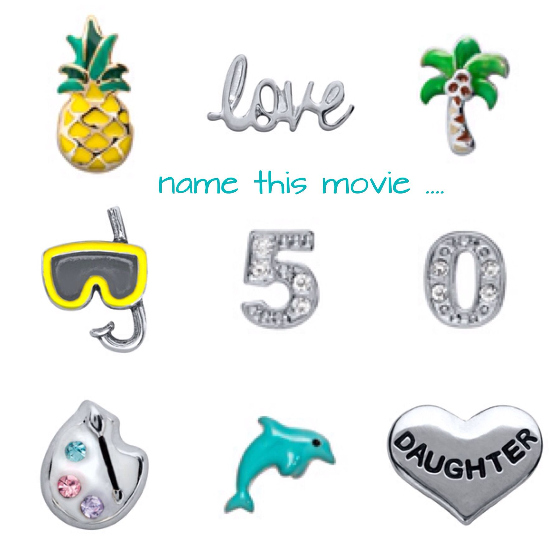 name that movie origami owl online facebook party games