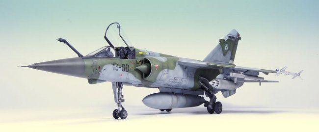 1/48 Italeri Mirage F.1CT by Artur Oslizlo