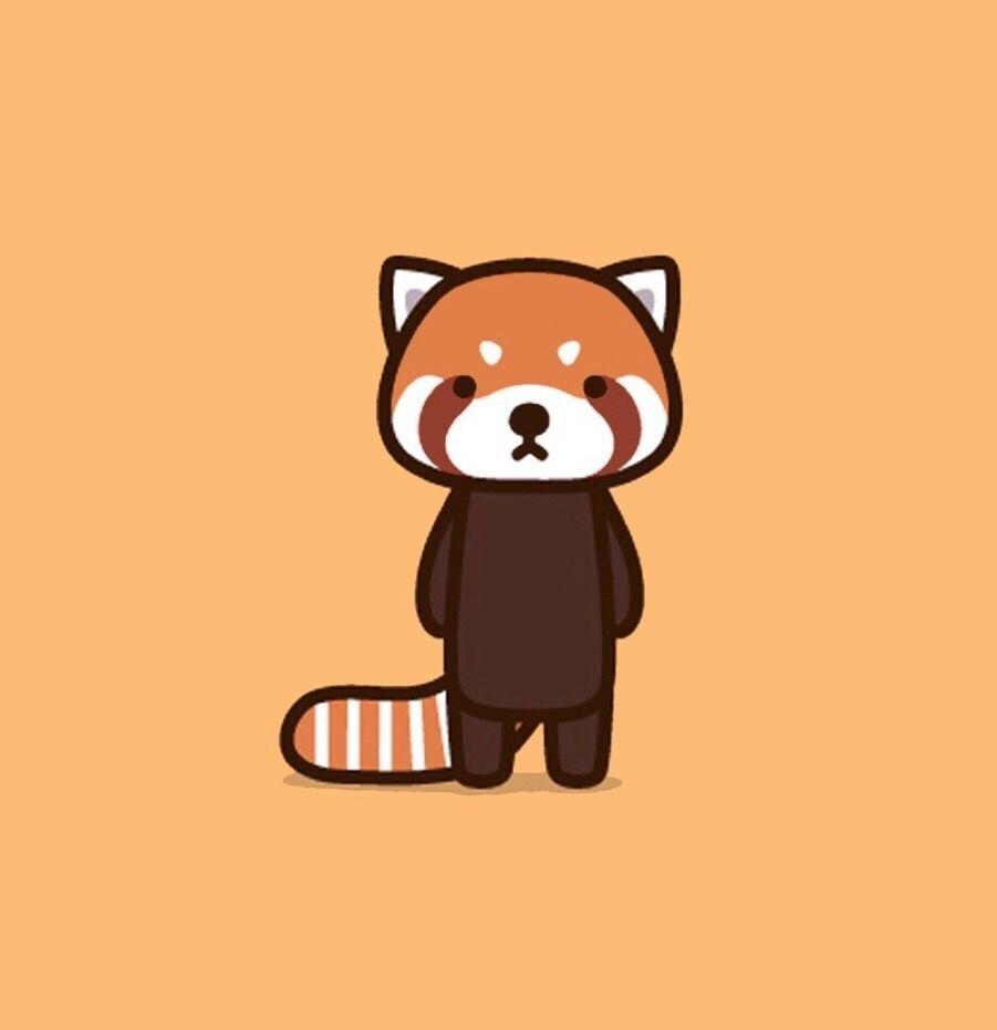 Red Panda Panda Painting Panda Drawing Red Panda
