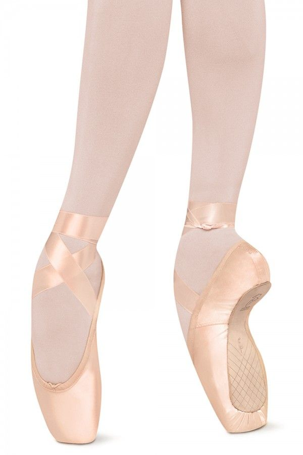 Bloch Womens Jetstream Pointe Ballet Flats