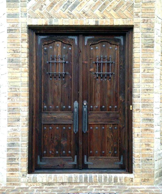39 Front Double Door Ideas Doubledoorwreaths Exterior Doors