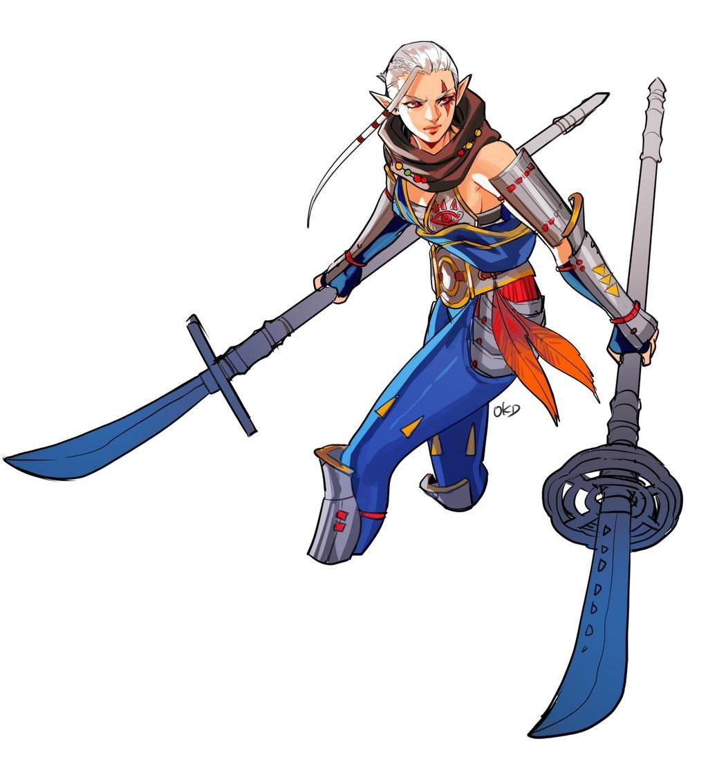 Hyrule Warriors Impa By Okada Legend Of Zelda Characters Zelda Hyrule Warriors Legend Of Zelda