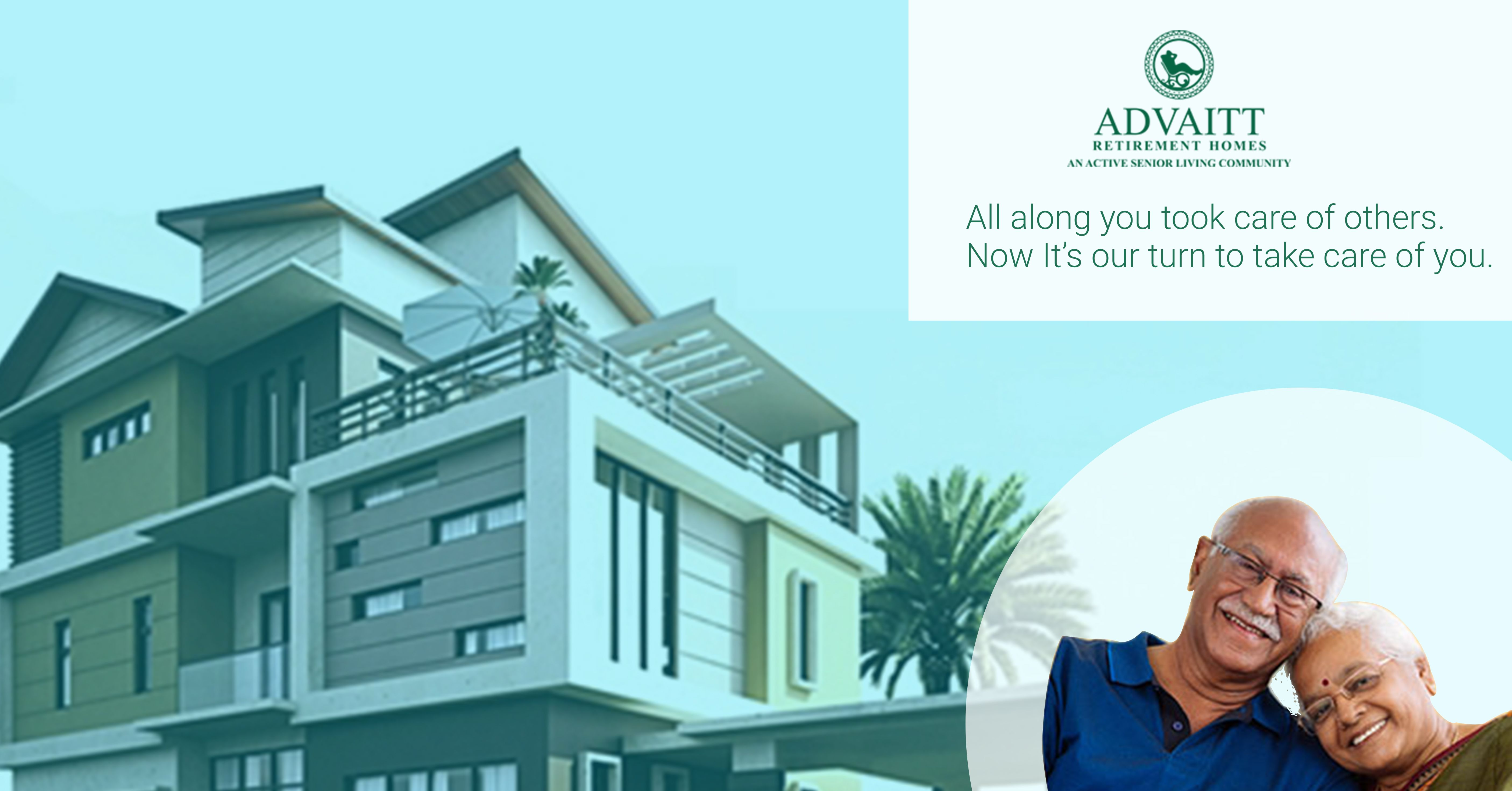 Best Retirement Homes in Hyderabad Advait Homes http