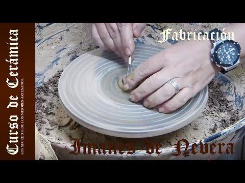 Curso de cer mica fabricaci n de plato de cer mica plano for Ceramica fabricacion
