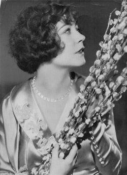 Actress Renée Adorée (1898-1933), date unknown.