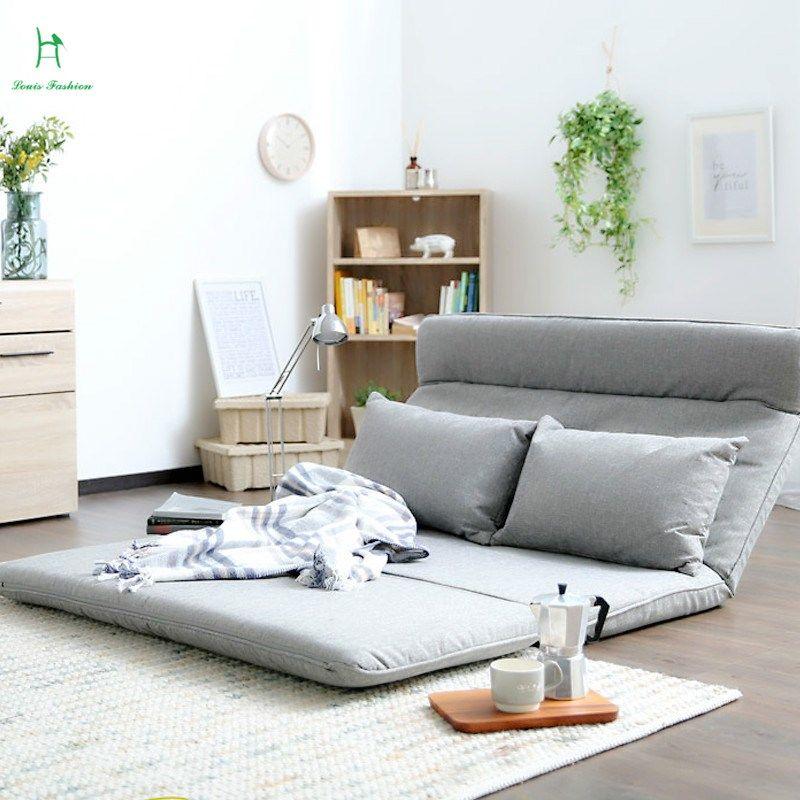 The New Japanese Style Tatami Folding Sofa Bed Cloth Bedroom