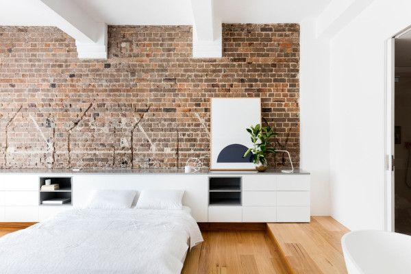 Renovated apartment designed by architect Josephine Hurley