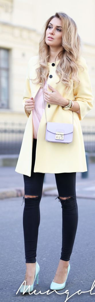 Candy Pastels Streetstyle by Mungolife