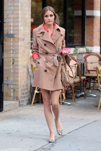 Olivia Palermo - Olivia Palermo Spends the Day in Tribeca