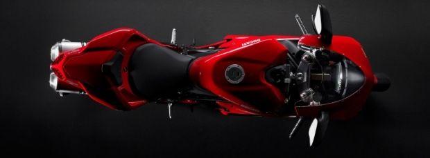 Red Ducatti