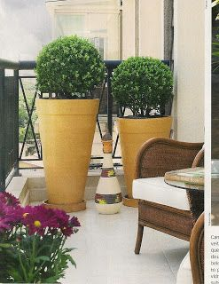 Lifestyle: Vasos e Jardins