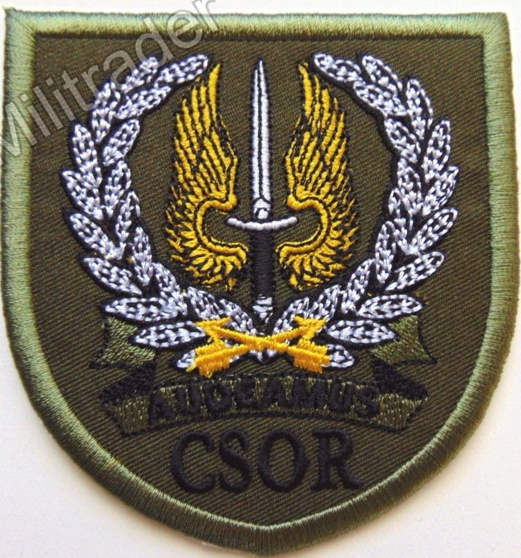Canada Canadian Special Operations Regiment Csor Patch